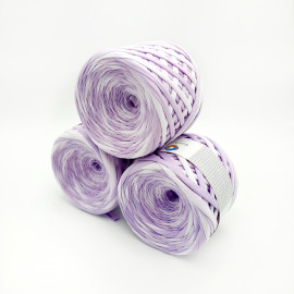 Purple-white segment